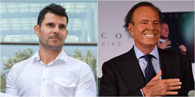 El valenciano Javier Sánchez-Santos, declarado hijo de Julio Iglesias - elperiodico.com