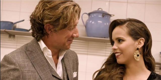 Gloria Camila le hace la cobra a Colate y le deja las cosas claras ... - bekia.es