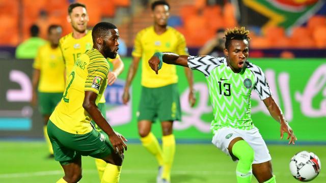 Sudáfrica dio pelea, pero cayó ante Nigeria. - goal.com