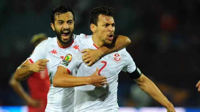 Túnez ha sido una sorpresa en la Copa Africana. www.thesouthafrican.com