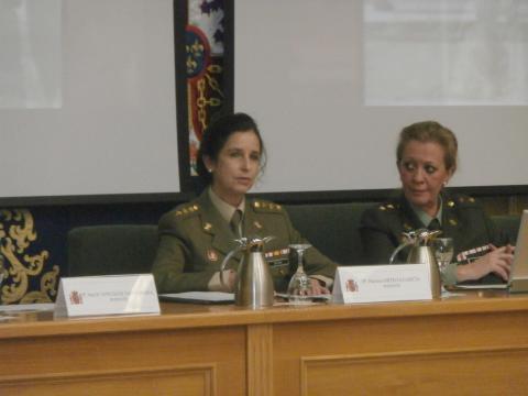 Patricia Ortega es la primera. En los próximos años nuevas mujeres alcanzaran el generalato con total normalidad