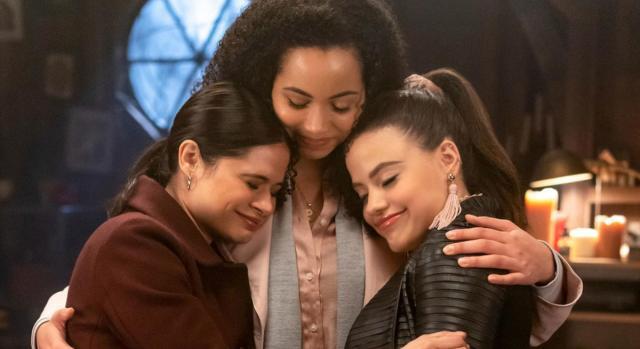 Ancora le sorelle Vera, protagoniste del nuovo reboot di