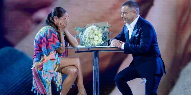 Isabel Pantoja provoca un conflicto entre Jorge Javier Vázquez y ... -