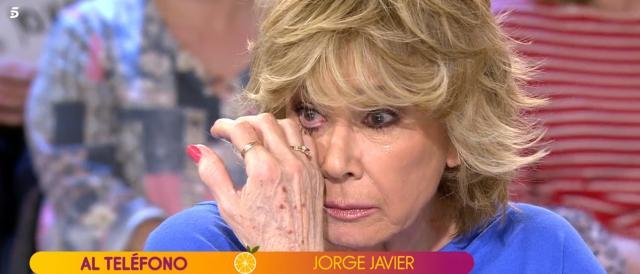 Jorge Javier Vázquez pasa de Mila Ximénez pero ella hace ver que ... - elnacional.cat