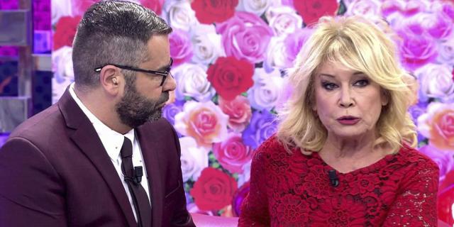Mila Ximénez y Jorge Javier Vázquez: Una amistad más allá de ... - bekia.es