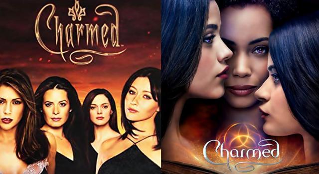Streghe vs Streghe/ Charmed vs Charmed: la serie originale e la serie reboot del 2018