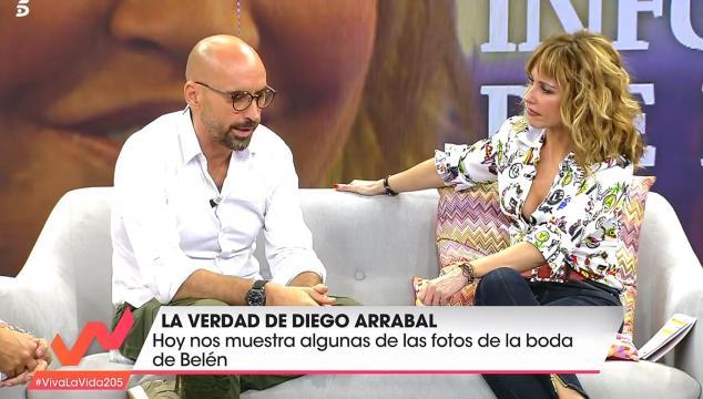 Emma García corta en seco a Diego Arrabal, tras una vergonzosa ... - vivafutbol.es