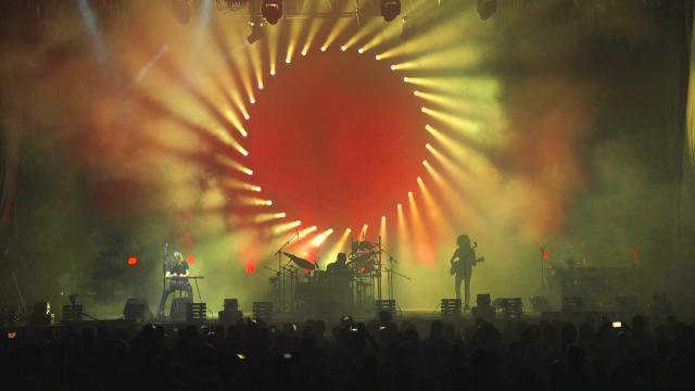 Concerto dei Pink Sonic, l'essenza dei Pink Floyd riproposta ai giorni nostri - Photo Muse.