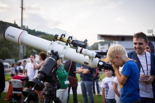 Laboratori astronomici - Photo Muse.