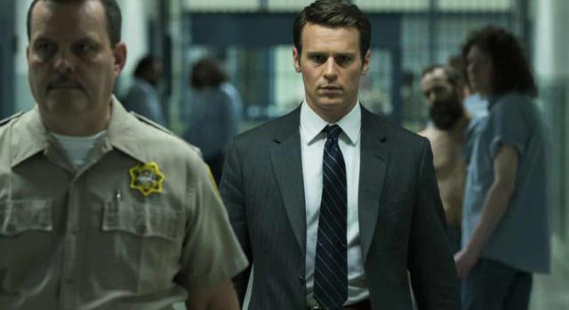 Mindhunter 2 e il suo protagonista Jonathan Groff nel ruolo di Holden Ford