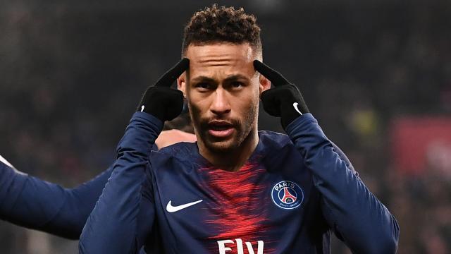 Neymar se reapresenta com uma semana de atraso. (Arquivo Blasting News)