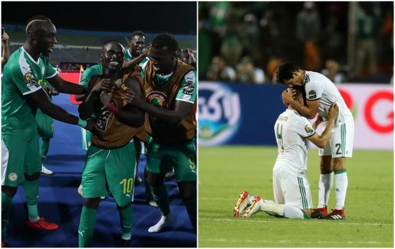 Senegal y Argelia decidirán al campeón de la Copa Africana de Naciones 2019. www,ligadeportiva.com