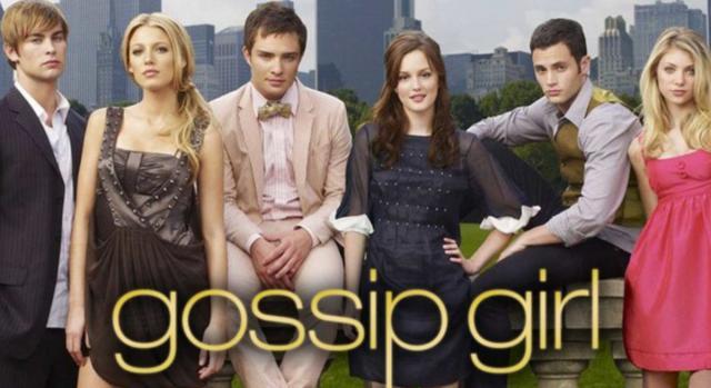 Gossip Girl, immagine promozionale della serie tv