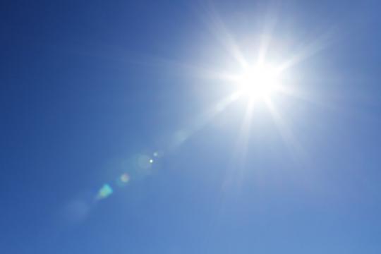 La pioggia e i temporali dei giorni scrosi verrano sostituiti da sole e temperature che torneranno ai livelli stagionali