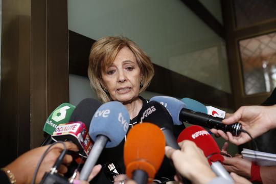 La venganza de Teresa Campos: destripa 'Sálvame' y critica a Jorge ... - libertaddigital.com