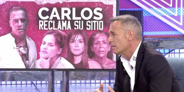 Carlos Lozano arremete contra Isabel Pantoja en 'Sábado Deluxe ... - bekia.es