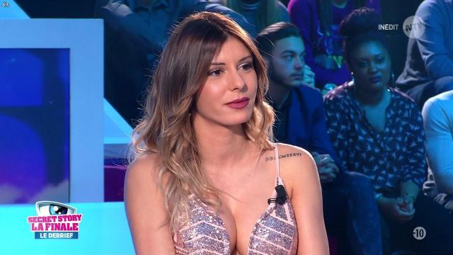 Sarah Lopez dans Secret Story - 14/11/16 - 04 - le-boxon-de-lex.fr