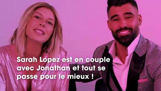 Sarah Lopez en couple avec Jonathan (MELAA4) : ils passent un cap ... - dailymotion.com