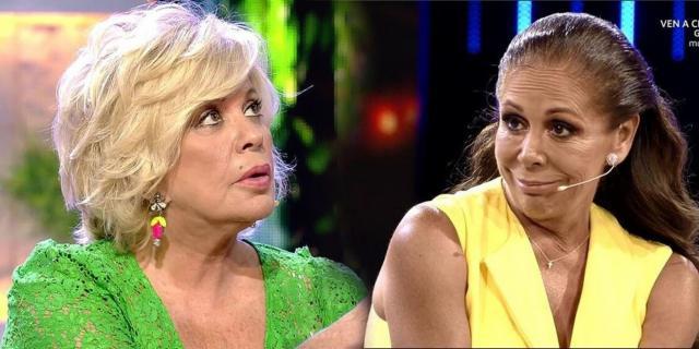 Bárbara Rey contra Isabel Pantoja: