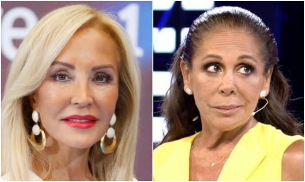 Carmen Lomana carga contra Isabel Pantoja: