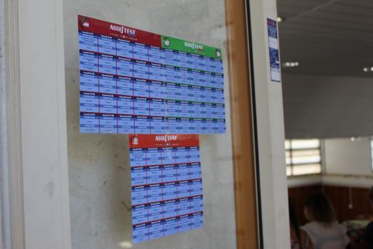 I calendari dell'area biomedica: scienze di base e farmacia, medicina e professioni sanitarie, scienze motorie
