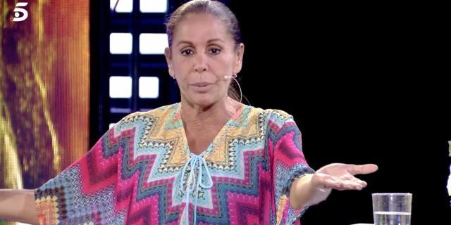 Isabel Pantoja se pronuncia sobre Marta Roca y Chelo García Cortés ... - bekia.es