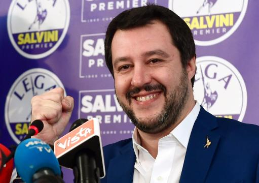 Matteo Salvini: vita, carriera politica | La sua biografia | TPI - tpi.it