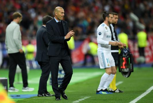 Report claims Zinedine Zidane left Real Madrid because the club ... - joe.co.uk