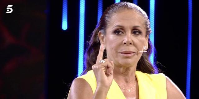 Isabel Pantoja se niega a hablar con Mónica Hoyos en 'SV 2019 ... - bekia.es