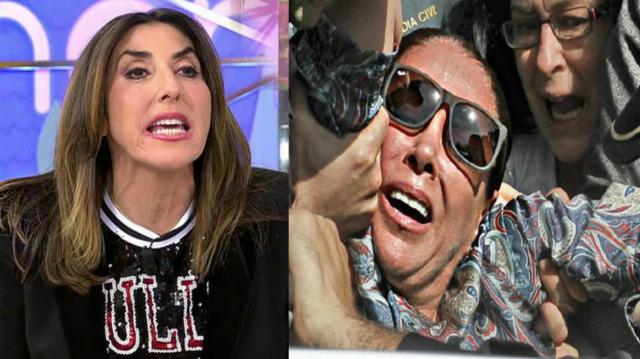 Paz Padilla llama delincuente a Isabel Pantoja comparando su paso por la cárcel con el robo de una lata en Supervivientes