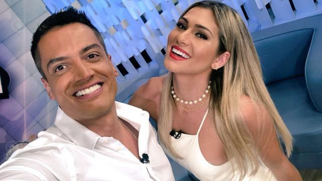 Atrito entre Léo Dias e Lívia Andrade (blastingnews.com)