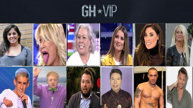 Rumores para Gran Hermano VIP 7 GHVIP7 Joao, Dinio, Hugo Castejon, Candela, Isabel Rábago, Marivi Panadero, El Cejas, Gahona