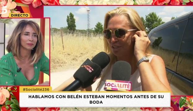 Audiencias: La resaca de la boda de Belén Esteban lleva a máximo a ... - elespanol.com