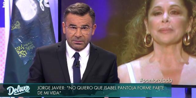 Jorge Javier Vázquez responde a Isabel Pantoja: