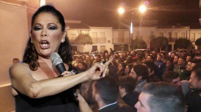 Los vecinos de Isabel Pantoja no quieren que viva allí porque solo va a traer problemas
