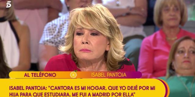 Mila Ximénez e Isabel Pantoja consiguen limar asperezas: