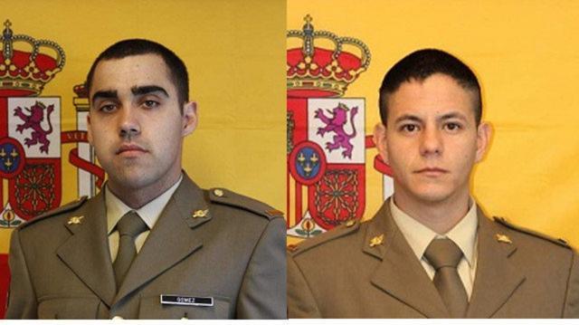 Los soldados Dávalos y Gómez héroes del incidente de Kuolikoro