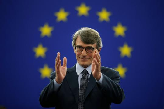 David Sassoli: European Parliament elects Italian socialist as its ... - independent.co.uk