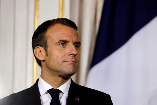 Emmanuel Macron à nouveau défié par les
