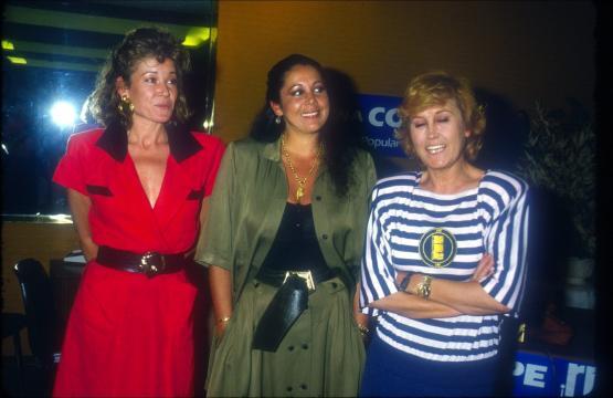 El gesto más impensable de Mila Ximénez con Isabel Pantoja - Chic - libertaddigital.com