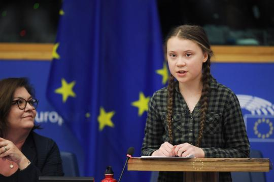 Greta Thunberg to sail across Atlantic for climate summits because ... - independent.co.uk
