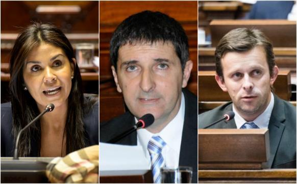 Presentaron firmas para derogar Ley trans, y el Partido Nacional ... - tacuarembo.net