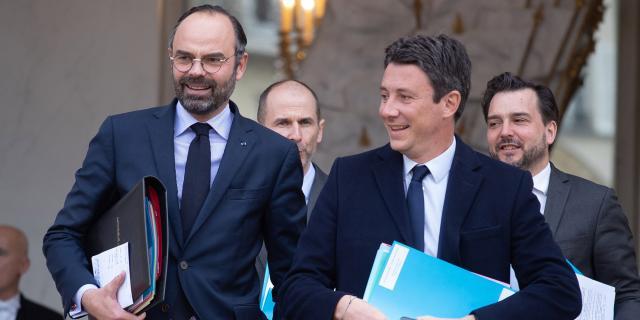 Edouard Philippe précise les contours du grand débat national - lejdd.fr