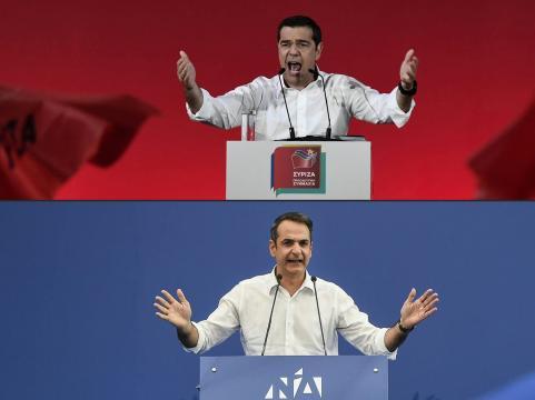 Elezioni Grecia 2019: perde Tsipras