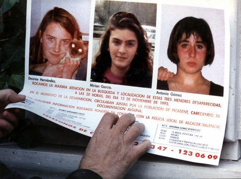 Encuentran restos humanos en la fosa de las niñas de Alcàsser - elnacional.cat