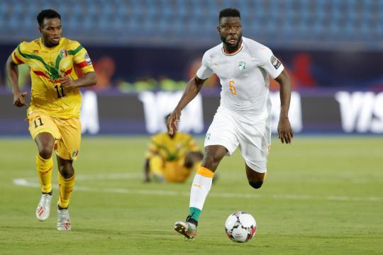 Costa de Marfil se metió a 4tos de final. www.marca.com