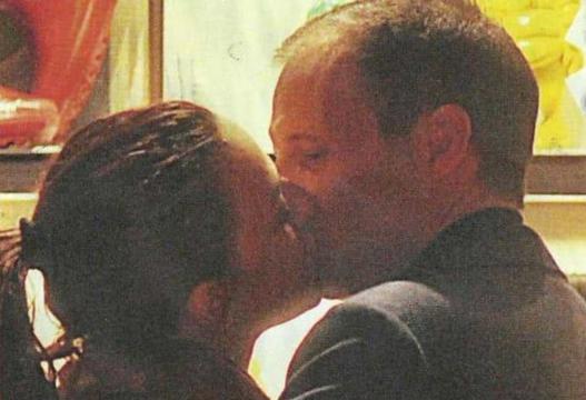 Iniziata nel 2017 la storia d'amore tra Ambra e Massimiliano Allegri non ha mai visto battute d'arresto