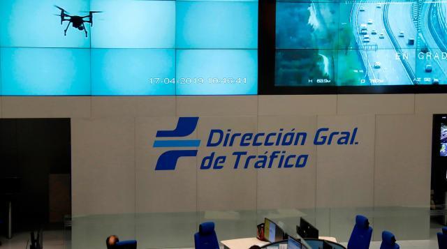 La DGT estrena sus drones para vigilar el tráfico esta Semana Santa - rtve.es