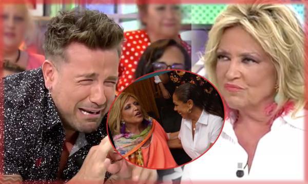 Rafa Mora acusa a Lydia Lozano en 'Sábado Deluxe' de 'hacerle la ... - vivafutbol.es