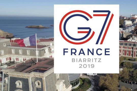 Algarath | Attention au 45ème sommet du G7 à Biarritz – Gros ... - algarath-phoenix.com